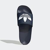 Adidas Adilette Lite [FU8299] 男鞋 運動 休閒 拖鞋 涼鞋 夏天 經典 穿搭 愛迪達 深藍