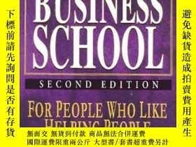 二手書博民逛書店The罕見Business School For People Who Like Helping People