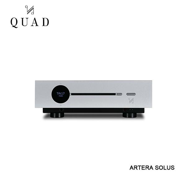 【限時特賣+24期0利率】QUAD 英國 綜合多功能播放擴大機 ARTERA SOLUS 公司貨