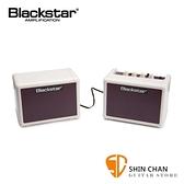 Blackstar Fly3 Vintage Stereo Pack 復古白 黑星 2顆音箱套裝組(2顆音箱+變壓器)立體聲/吉他音箱