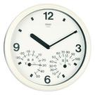 《享亮商城》TC-016&018 日本溫濕度計 (白紅二色)