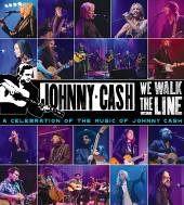 向強尼凱許致敬演唱會 藍光BD Various Artists We Walk The Line A Celebration of the Music of Johnny Cash