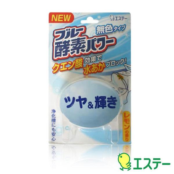 ST雞仔牌 馬桶藍酵素-無色檸檬香120g  ST-117123