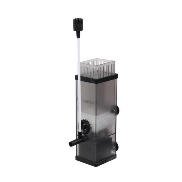 油膜處理器魚缸除油膜器迷你小魚缸過濾器靜音草缸魚缸除油膜igo 茱莉亞嚴選