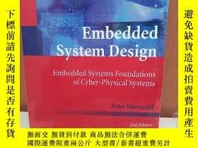 二手書博民逛書店Embedded罕見System Design: Embedde