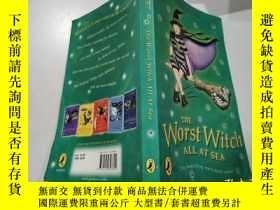 二手書博民逛書店the罕見worst witch all at sea:海上最壞的女巫Y212829 不祥 不祥
