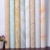 加厚家用廚房防油貼紙防水灶臺櫥柜浴室瓷磚舊家具翻新大理石貼紙