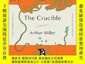 二手書博民逛書店薩勒姆的女巫(毛邊本)英文原版罕見Penguin Orange Collection: The Crucible奇