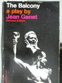 【書寶二手書T8/原文小說_OAF】The Balcony a play by Jean Genet