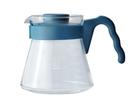 金時代書香咖啡 HARIO V60好握 02吳須色咖啡壺 700ml VCS-02-PBU