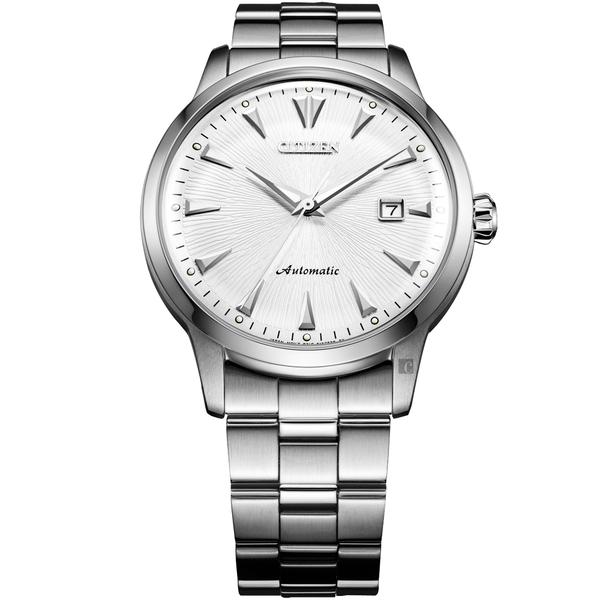 CITIZEN 星辰 限量黑潮復古版 機械錶-41mm NK0001-84A