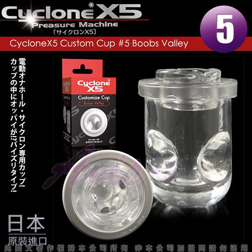 飛機杯 情趣用品 買就送潤滑液滿千再9折♥CycloneX5高速迴轉旋風機內裝杯體Boobs Vally乳交
