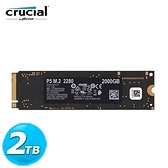 Micron Crucial P5 2TB ( PCIe M.2 ) SSD固態硬碟