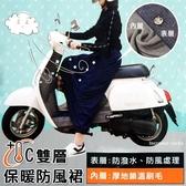 防風裙  雙層保暖防風裙  防風 防走光 防潑水 台灣製 Peilon  貝柔