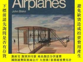 二手書博民逛書店Early罕見Airplanes Golden Highlights-早期飛機的黃金亮點Y443421 Joh