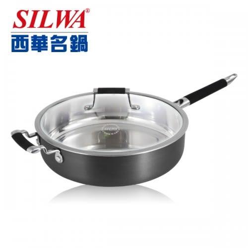 西華 傳家寶複合金平底鍋 30cm 型號B12022
