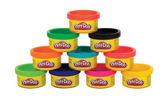~PLAYDOH 培樂多黏土~10 色派對 罐→十罐派對組親子餐廳民宿遊戲間遊戲室黏土