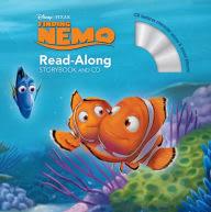【麥克書店】FINDING NEMO (海底總動員)  /英文繪本附CD ‧聽迪士尼說故事