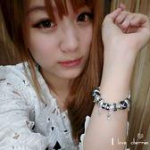 串珠風格造型款手鍊 手環   【櫻桃飾品】【20786】