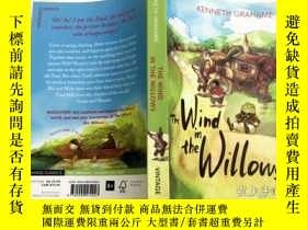 二手書博民逛書店Vintage罕見Children Classics The Wind in the Willows 英文原版兒童
