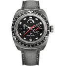 Favre-Leuba域峰表RAIDER系列BIVOUAC 9000腕錶  00.10105.06.46.45 極黑版