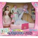 伯寶行 公司貨《MIMI WORLD》MIMI 仙杜瑞拉淋浴組←芭比 公主 娃娃 家家酒 扮 拌 廚房組