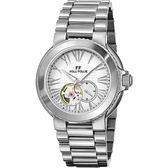 Folli Follie Watchalicious 羅馬鏤空機械錶-白x銀 WF14T009BPS-XX