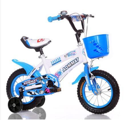 兒童自行車3-6-9歲男孩女孩12寸14寸16寸18寸20寸童車腳踏車單車igo 莉卡嚴選