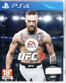 現貨中 PS4遊戲 終極格鬥錦標賽 3 EA SPORTS UFC 3 中文亞版【玩樂小熊】