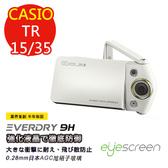 EyeScreen 卡西歐 Casio TR-15/TR350 半年保固 0.28mm AGC 9H 強化玻璃 疏水疏油 螢幕保護貼