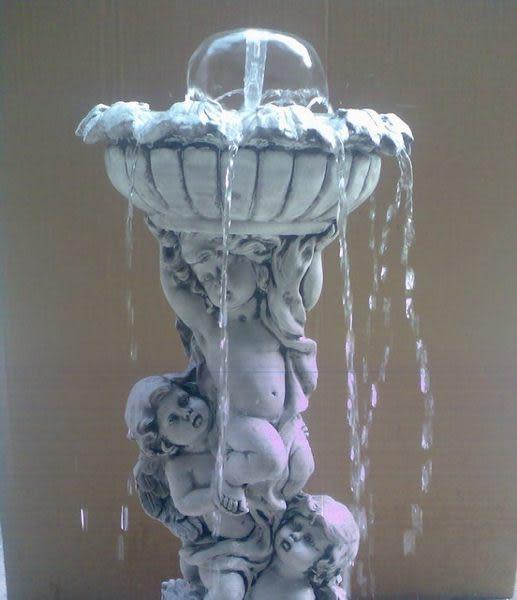 歐式浮雕雕塑三天使