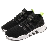 【五折特賣】adidas 復古慢跑鞋 EQT Equipment Support Mid ADV PK 黑 白 運動鞋 男鞋【PUMP306】 B37435