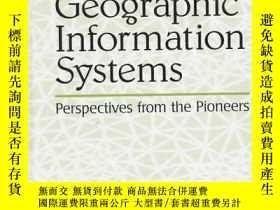 二手書博民逛書店The罕見History Of Geographic Information SystemsY255562 T