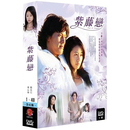 紫藤戀 DVD ( 韓在石/林心如/施易男/黃維德/殷悅 )