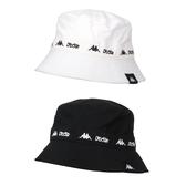 KAPPA DD52聯名漁夫帽(遮陽 防曬 帽子 菱格世代 純棉 免運 ≡排汗專家≡