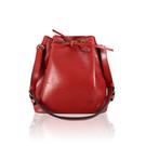 【LV】 紅色 EPI 水桶包(小) M5901E