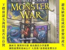二手書博民逛書店#3罕見Monster warY16798