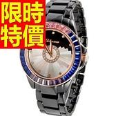 陶瓷錶-甜美潮流必備女手錶56v17【時尚巴黎】
