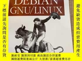 二手書博民逛書店Learning罕見DEBIAN GNU LINUX (O REILLY)學習.奧賴利Y461705