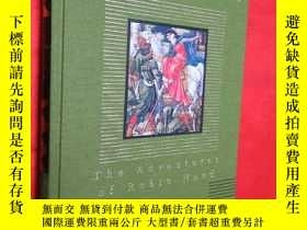 二手書博民逛書店The罕見Adventures of Robin Hood (硬