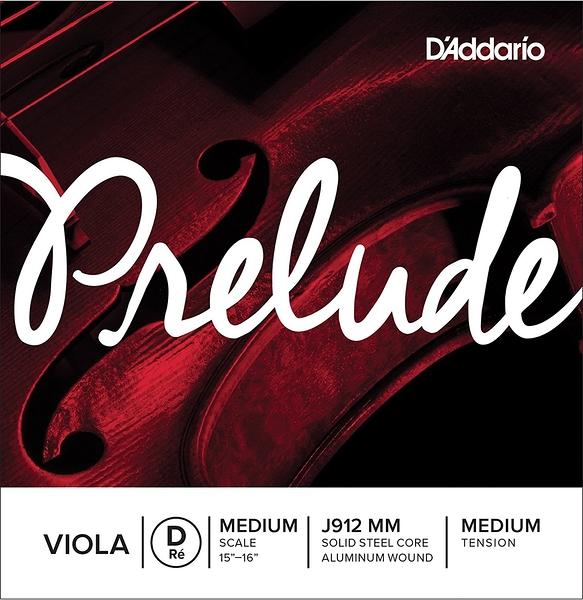 小叮噹的店-中提琴弦 (第二弦 D弦) 美國 D'Addario Prelude J912