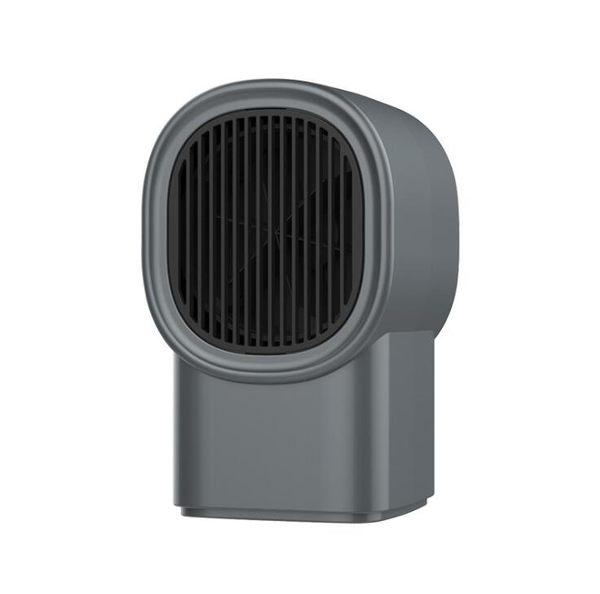 取暖器 卡通暖風機迷妳桌面熱風機家用電暖器『小宅妮時尚』