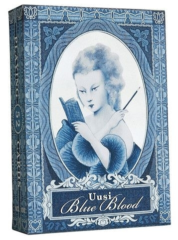 【USPCC 撲克】Blue Blood playing cards 撲克牌