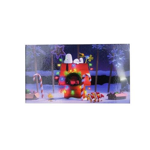 《sun-star》SNOOPY-史努比 The Peanuts Movie系列細長型雙面便條本(快樂聖誕)★funbox生活用品★ OP47817