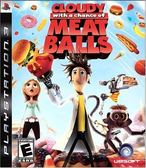 PS3 Cloudy with a Chance of Meatballs 食破天驚(美版代購)