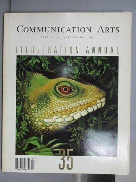 【書寶二手書T8/設計_QNO】Communication Arts_249期_illustration Annual
