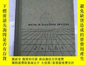 二手書博民逛書店noise罕見in electron devices(H1508