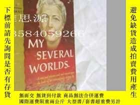 二手書博民逛書店【罕見】My Several Worlds【賽珍珠自傳:我的幾個