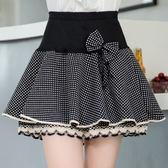 女裝半身裙短裙高腰蓬蓬裙百褶裙A字裙包臀裙子   瑪奇哈朵