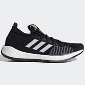 ADIDAS PULSEBOOST HD 女鞋 慢跑 訓練 穩定 支撐 黑 白【運動世界】 EG1010
